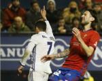 Tong hop: Osasuna 1-3 Real Madrid (Vong 22 La Liga 2016/17)