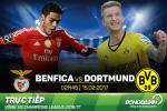 Benfica 1-0 Dortmund (KT): Tra gia vi qua vo duyen