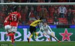 Tong hop: Benfica 1-0 Dortmund (Vong 1/8 Champions League 2016/17)