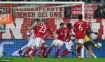 Ky luc + thong ke an tuong tran Bayern 5-1 Arsenal