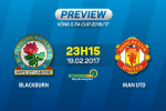Blackburn vs Man Utd (23h15 ngay 19/2): Kho co bat ngo