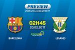 Barca vs Leganes (02h45 ngay 20/2): Ga khong lo trut gian