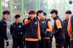 NONG: Tien ve Xuan Truong da chinh, Gangwon FC vui dap doi thu