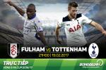 Fulham 0-3 Tottenham (KT): Kane lap hat-trick, Ga trong thang tien vao tu ket FA Cup