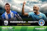 Huddersfield 0-0 Man City (KT): Hoa ma nhu thua