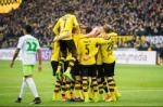 Tong hop: Dortmund 3-0 Wolfsburg (Vong 21 Bundesliga 2016/17)
