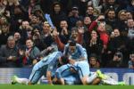 Du am Man City 5-3 Monaco: Chi co the la bong da!