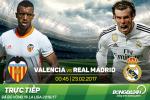 Valencia 2-1 Real Madrid (KT): That bai soc cua Ken ken trang du Ronaldo ghi ban tro lai