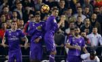 Điểm tin bóng đá tối 24/2: Cris Ronaldo chửi thầm đồng đội