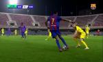 Sao trẻ Barca solo như thiên tài Messi