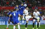 Tong hop: Sevilla 2-1 Leicester (Vong 1/8 Champions League 2016/17)
