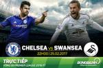 Chelsea 3-1 Swansea (KT): Ngay cua kep phu Cesc Fabregas