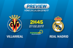 Villarreal vs Real Madrid (2h45 ngay 27/2): Co mot Ken ken yeu bong via noi dat khach