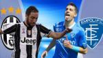 Nhan dinh Juventus vs Empoli 02h45 ngay 26/2 (Serie A 2016/17)