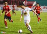 Tong hop: Long An 0-3 HAGL (Vong 7 V-League 2017)