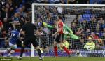 Tổng hợp: Everton 2-0 Sunderland (Vòng 26 NHA 2016/17)