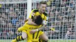 Tong hop: Freiburg 0-3 Dortmund (Vong 22 Bundesliga 2016/17)
