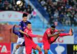 Tong hop: Ha Noi 0-0 Binh Duong (Vong 7 V-League 2017)
