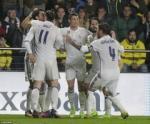 Tong hop: Villarreal 2-3 Real Madrid (Vong 24 La Liga 2016/17)