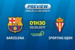 Barca vs Gijon (1h30 ngay 2/3): Con lai gi ngoai MSN?