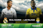 Real Madrid 3-3 Las Palmas (KT): Bale an the do, Ronaldo cuu Los Blancos khoi that bai mat mat