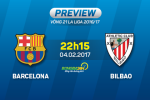 Barca vs Bilbao (22h15 ngay 4/2): Chi minh Messi la khong du