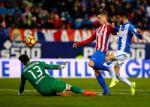 Tong hop: Atletico Madrid 2-0 Leganes (Vong 21 La Liga 2016/17)