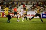 """O V-League, Cong Phuong se khong ghi duoc ban nhu the"""