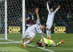 Tong hop: Crotone 0-2 Juventus (Da bu vong 18 Serie A 2016/17)