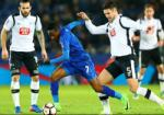 Tong hop: Leicester 3-1 Derby County (Da bu vong 4 FA Cup 2016/17)