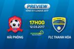 Hai Phong vs Thanh Hoa (17h00 ngay 12/3): Chan da thang hoa