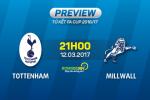 Tottenham vs Millwall (21h ngay 12/3): Khi Pochettino tim ra cong thuc chien thang…