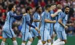 Tong hop: Middlesbrough 0-2 Man City (Tu ket FA Cup 2016/17)
