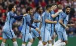Tong hop: Middlesbrough 0-2 Man City (Tu ket FA Cup 2016/17)