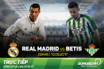 Real Madrid 2-1 Betis (KT): Thanh Ramos giup Los Blancos gianh lai ngoi dau bang