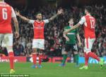Tong hop: Arsenal 5-0 Lincoln (Tu ket FA Cup 2016/17)