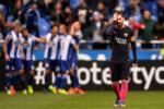 """Thong ke Deportivo 2-1 Barca: Suarez khong con la """"ga son"""""""