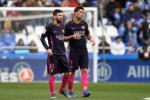 Tong hop: Deportivo 2-1 Barca (Vong 27 La Liga 2016/17)