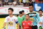 CLB HAGL va tien ve Vu Minh Tuan hay nhat V-League 2017 trong thang 2