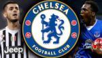 Chuyen nhuong Chelsea: Sau Bakayoko la tien dao