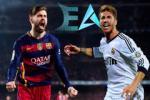 Pique thich loi khen cua dich thu Sergio Ramos danh cho Barca