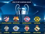 TRUC TIEP Boc tham vong tu ket cup C1/Champions League 2016/17 (18h ngay 17/3)
