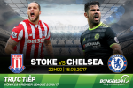 Stoke 1-2 Chelsea (KT): The Blues se vo dich vao luc nao?