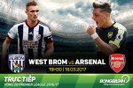 West Brom 3-1 Arsenal (KT): Tham quyen co vi den bao gio day, ngai Wenger?