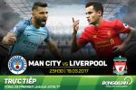 Man City 1-1 Liverpool (KT): Dai thieu gia bo tay truoc Robin Hood