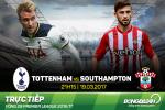 Tottenham 2-1 Southampton (KT): Thang loi nhoc nhan