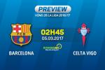 Barca vs Celta Vigo (2h45 ngay 5/3): Giai ma Celticos