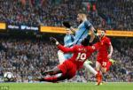 Tong hop: Man City 1-1 Liverpool (Vong 29 NHA 2016/17)