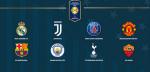 Lich thi dau - Ket qua giai ICC 2017 (International Champions Cup)