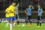 Đội trưởng Uruguay bảo vệ đồng đội sau thảm bại trước Brazil